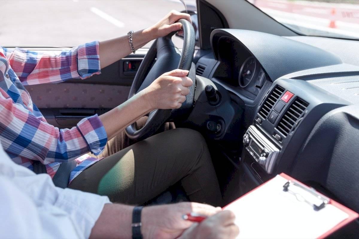 Renovar la licencia de conducir