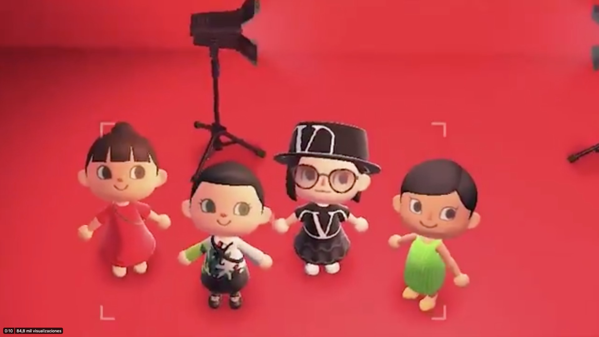 Animal Crossing New Horizons Fashion