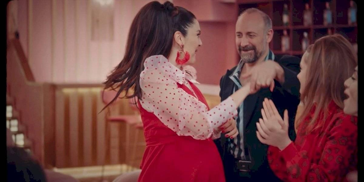 """El """"reencuentro"""" entre Onur y Sherezade en un videoclip deleita a sus fans"""