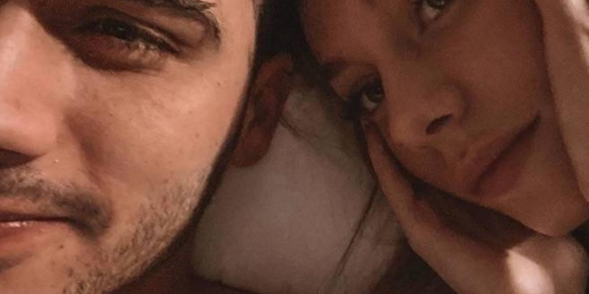 Ester Expósito revela su romance con estrella de Netflix