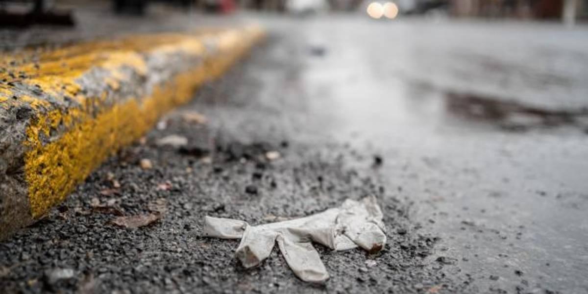 Los desechos plásticos se han incrementado debido al coronavirus
