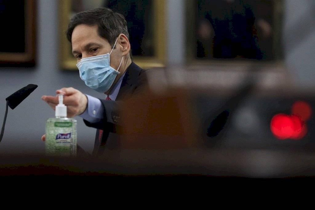 Tom Frieden, experto estadounidense en salud