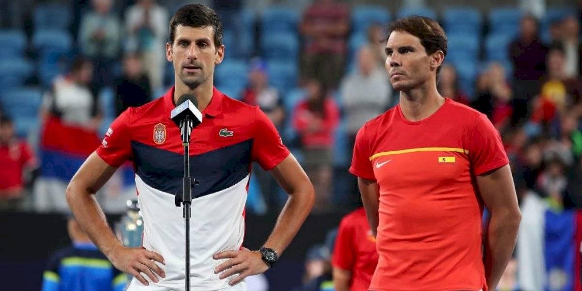 """Nadal se la canta clara: """"Djokovic se tendrá que vacunar si quiere seguir jugando"""""""