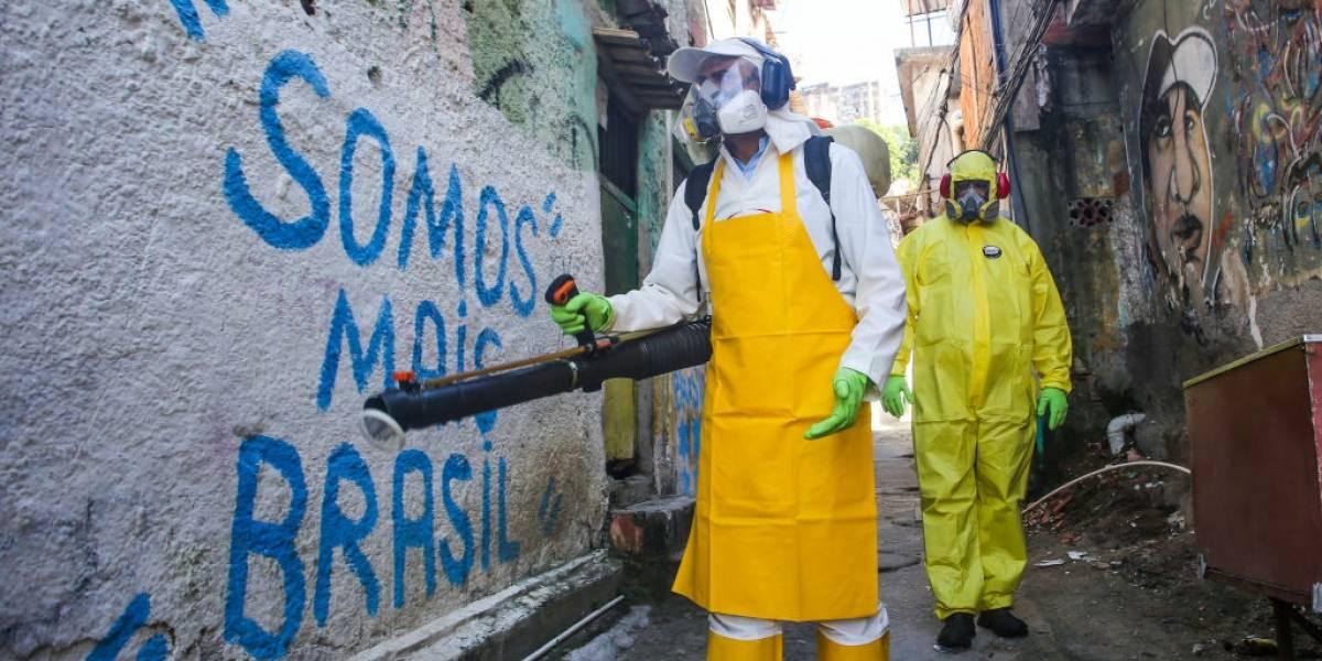 Estudo aponta Brasil como novo epicentro do coronavírus no mundo