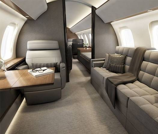 Interior Airbus Elegance