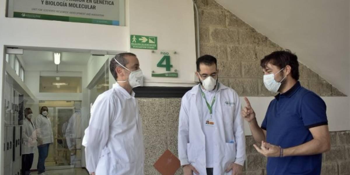 Habilitan consulta en línea para resultados de pruebas de coronavirus en Barranquilla