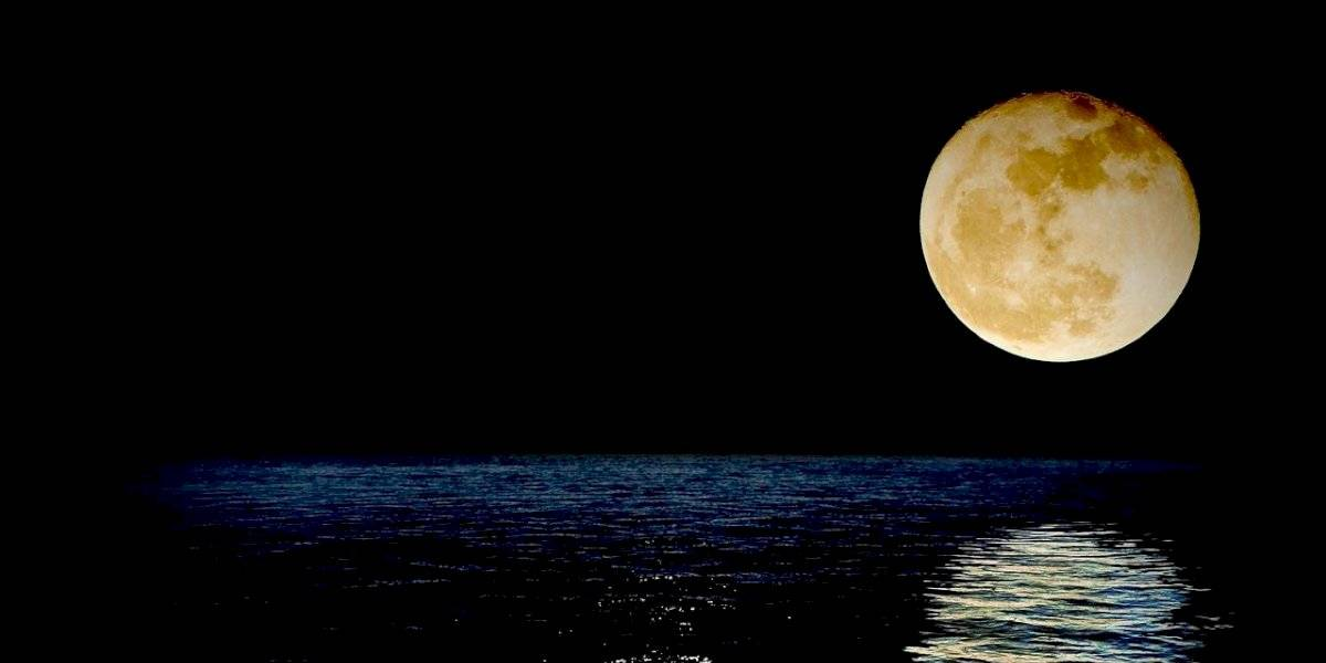 Última 'super' Lua de 2020ocorre nesta quarta-feira (6)