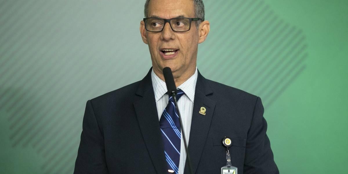 Porta-voz de Bolsonaro, general Rêgo Barros contrai coronavírus