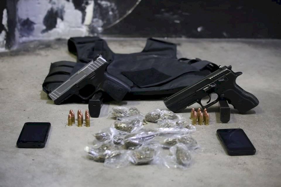 Capturan a presuntos sicarios en zona 11 de Mixco