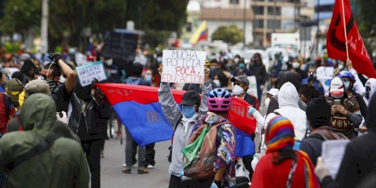 Recorte presupuestario a universidades: esto dice la Constitución del Ecuador