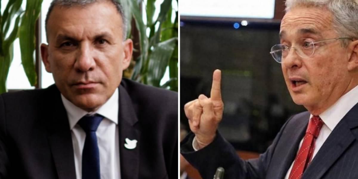 Agarrón entre Roy Barreras y Álvaro Uribe los llevará ante la justicia