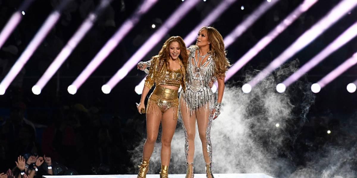 Video inédito de JLo y Shakira antes del Super Bowl sale a la luz