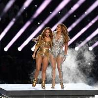 Video inédito de JLo y Shakira antes del Super Bowl sale a la luz