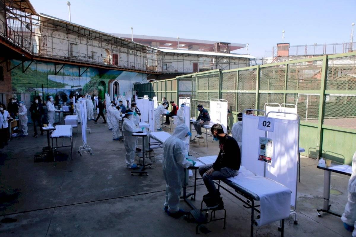 Cárcel de Puente Alto