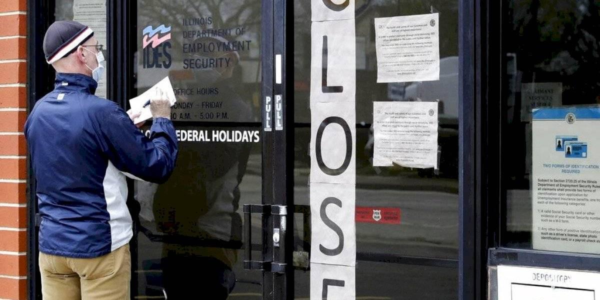 Estados Unidos suma otros 3,2 millones de desempleados por coronavirus