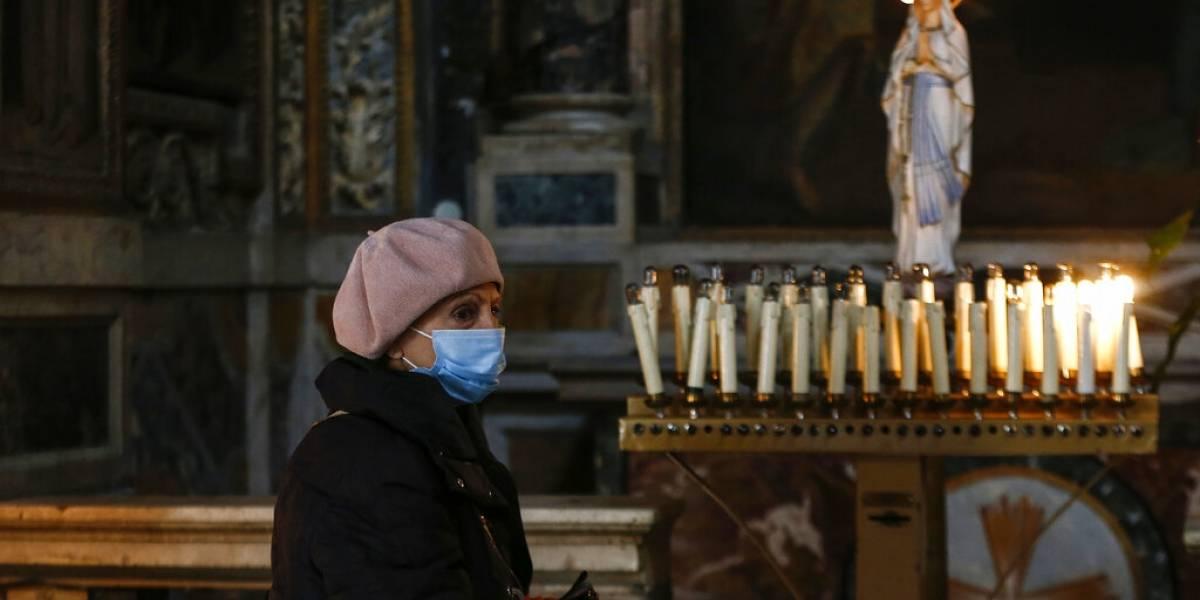 Italia reanudará misas católicas con un formato diferente