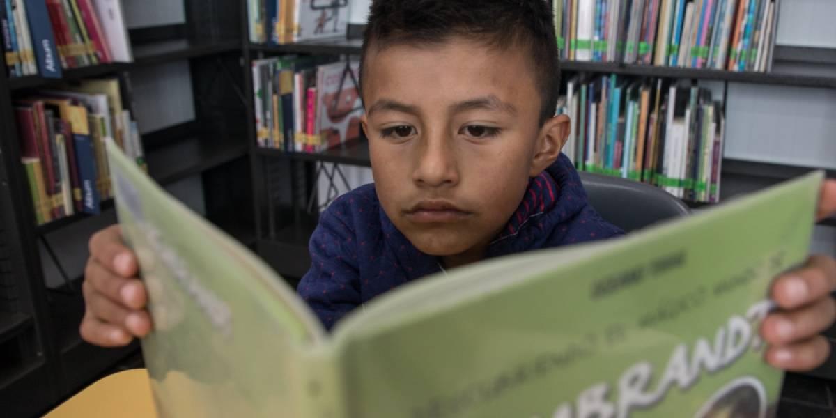 La lectura retumba en la Bogotá rural durante la cuarentena
