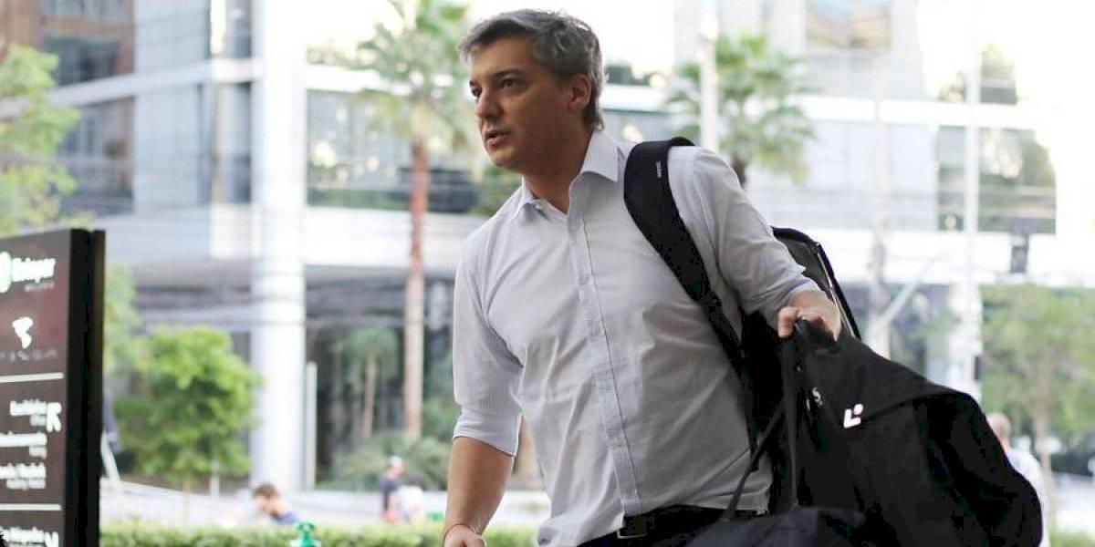 Sebastián Moreno da su brazo a torcer y no va más como presidente de la ANFP