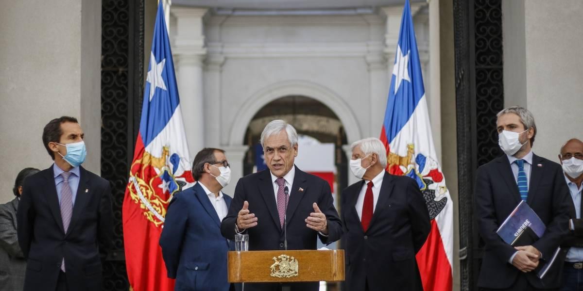 Los intentos de La Moneda por destrabar relación con alcaldes