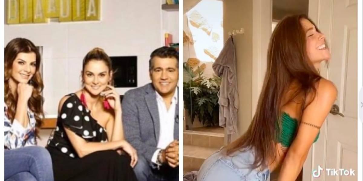 (Video) Catalina Gómez quiso superar el twerking de Greeicy pero... ¿terminó haciendo el oso?