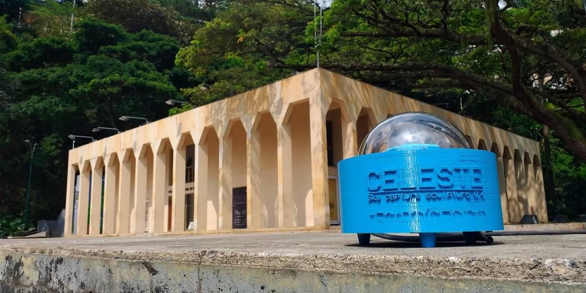 En exposición virtual se podrán ver los cielos de Madrid, Bogotá, Medellín y Cali