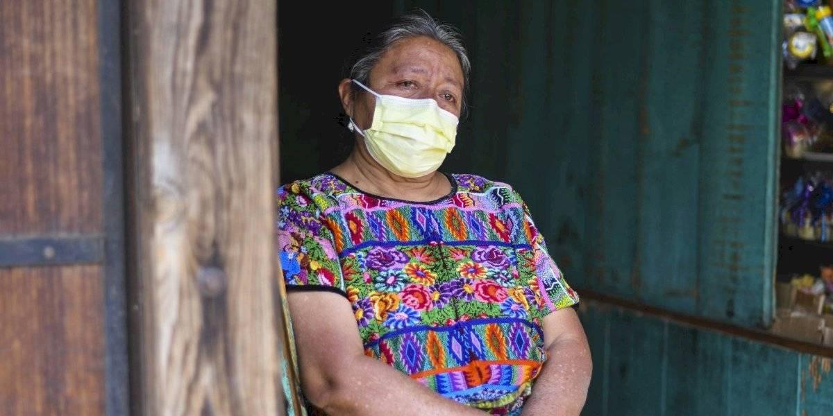 Gobierno establece cordón sanitario en caseríos de Totonicapán