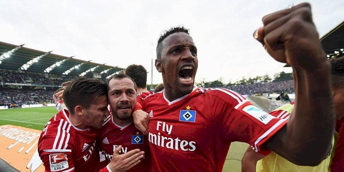 """La premonición cumplida de Marcelo Díaz: """"Mañana voy a salvar al Hamburgo del descenso"""""""