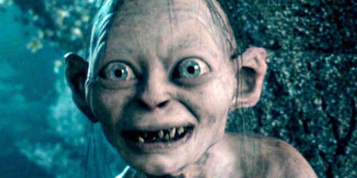 """""""Gollum"""" leerá """"El hobbit"""" en directo en internet para recaudar fondos, ¿cuándo será?"""