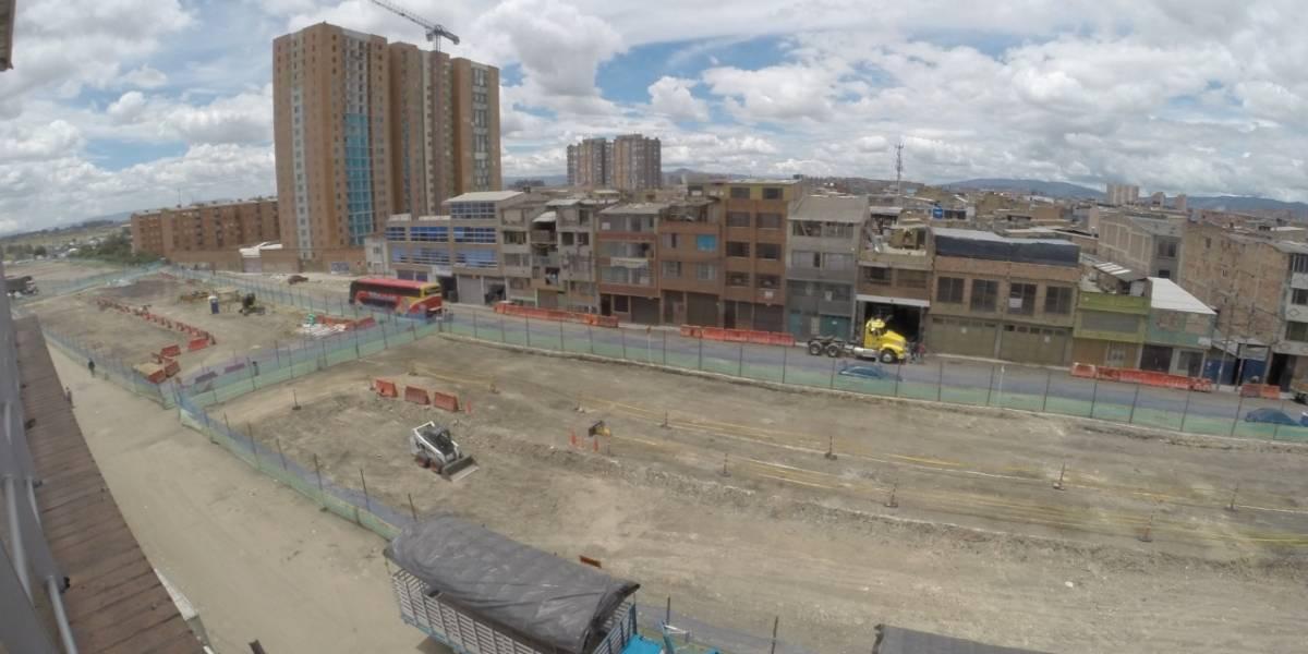 Estas son las primeras obras públicas que se reactivarán en Bogotá