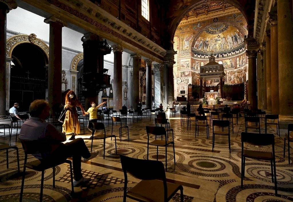 Misas en Italia
