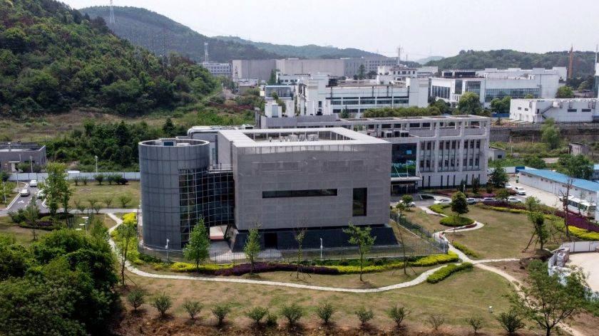 Laboratorio Wuham