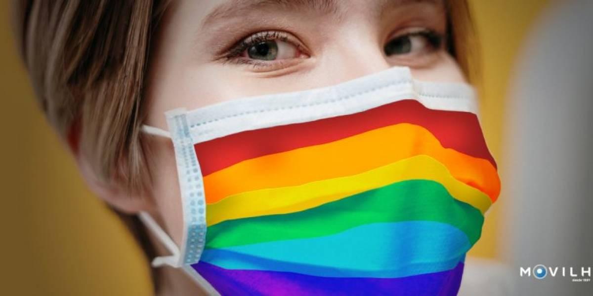 """Movilh acusa """"abandono estatal y sociopolítico"""" a la comunidad LGBTI ante crisis del coronavirus"""