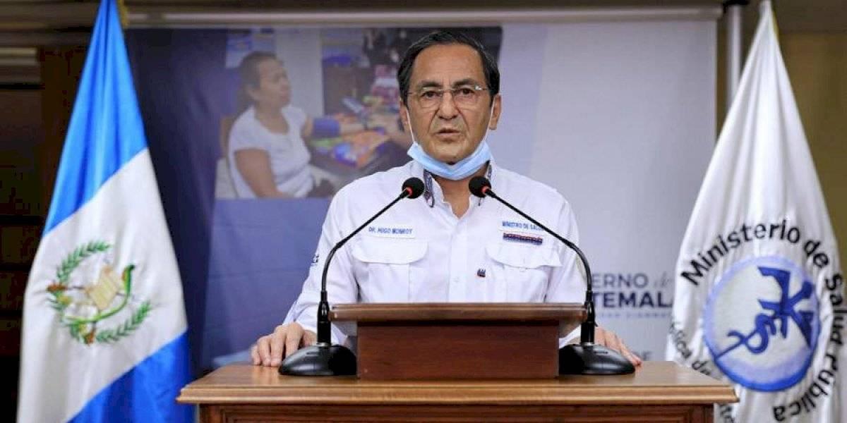VIDEO. Ministro de Salud confirma 34 nuevos casos de coronavirus; ascienden a 832