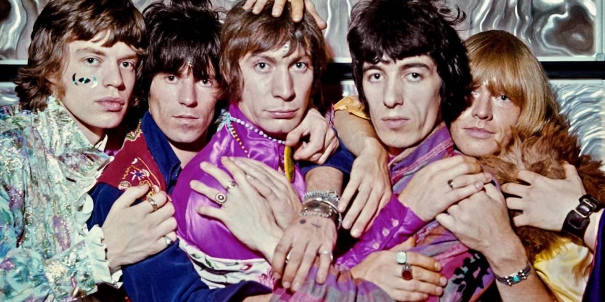 "5 souvenirs para fãs dos Rolling Stones, no níver de ""Satisfaction"""