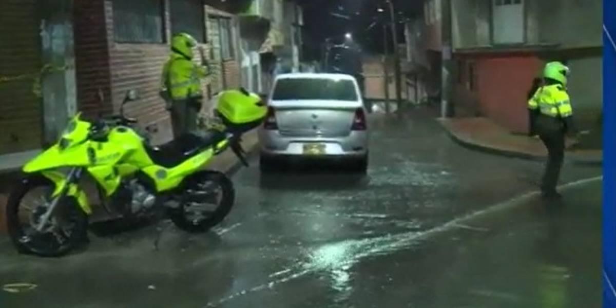 En Bogotá, sicarios se habrían equivocado de víctima y asesinaron mujer que les abrió la puerta