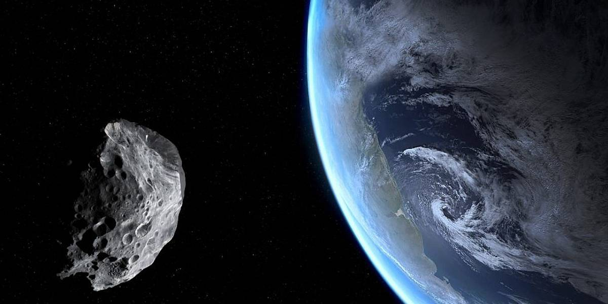 Espacio: un asteroide pasó muy cerca de la Tierra y no pudimos detectarlo