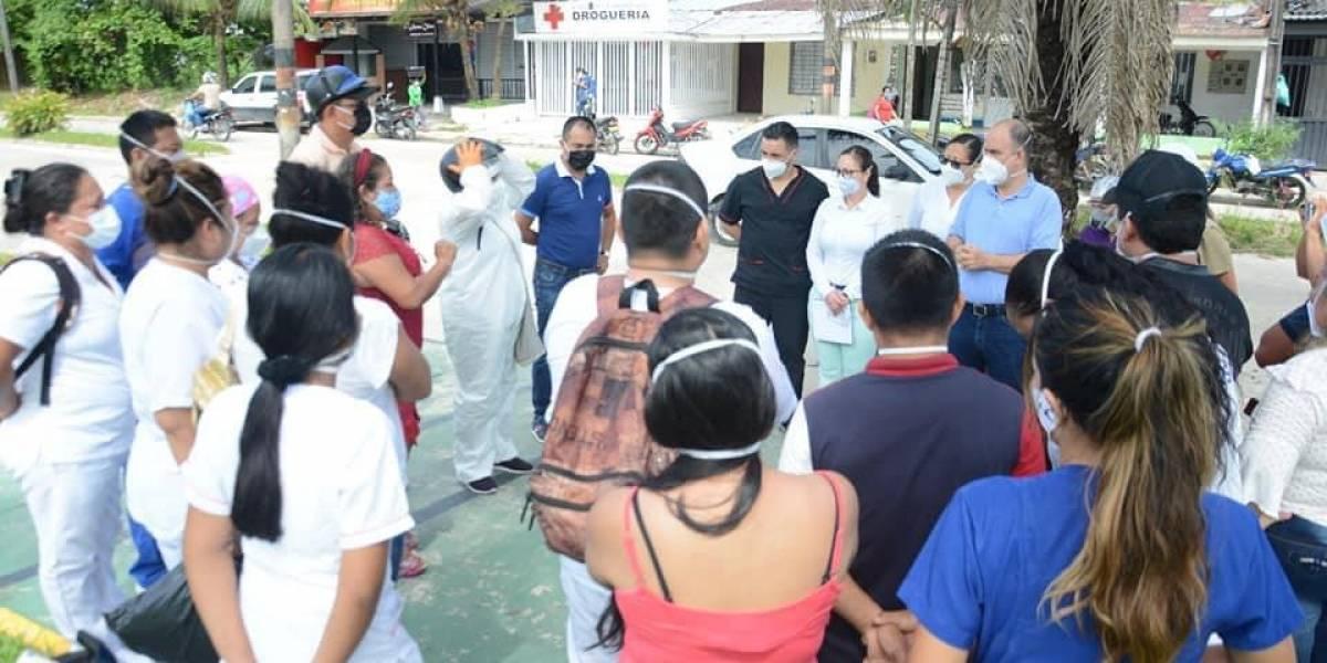 ¡Atención! Nueva renuncia masiva de personal de salud en Amazonas