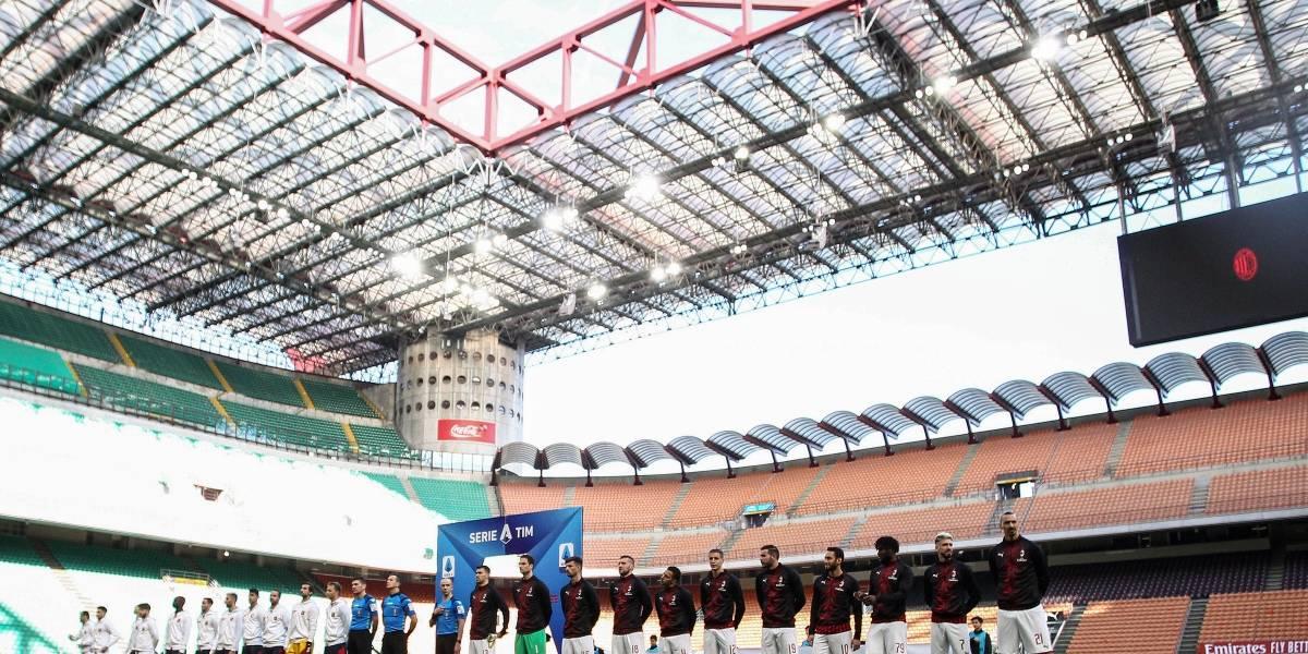 AC Milan admite casos de coronavirus en su plantilla