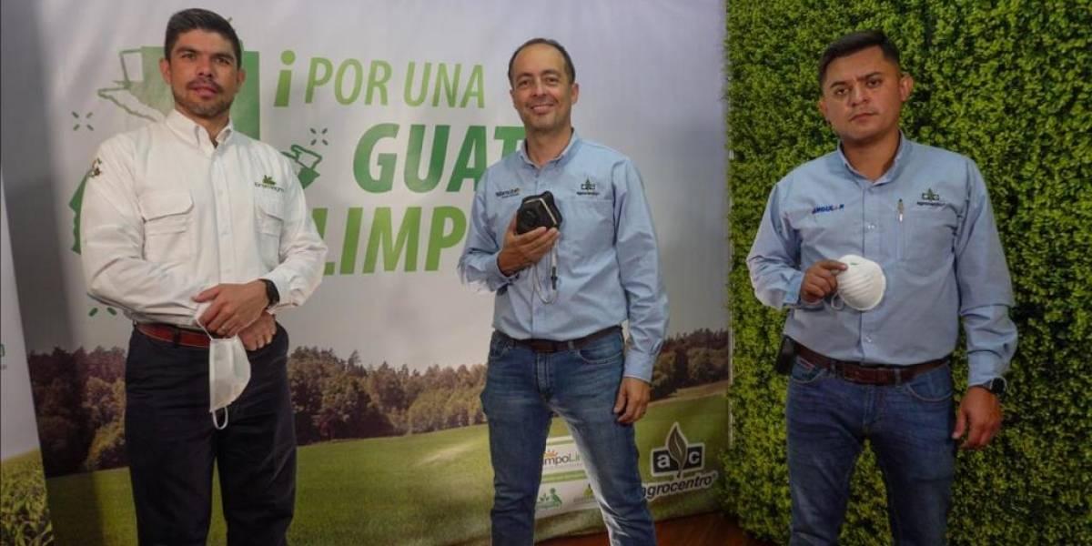 Agrocentro da a conocer programa para la lucha contra la contaminación ambiental