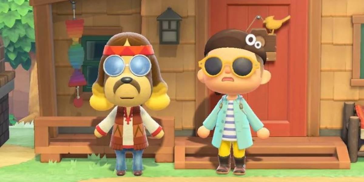 Facebook está eliminando mensajes en Animal Crossing que relacionen el juego con la venta de drogas