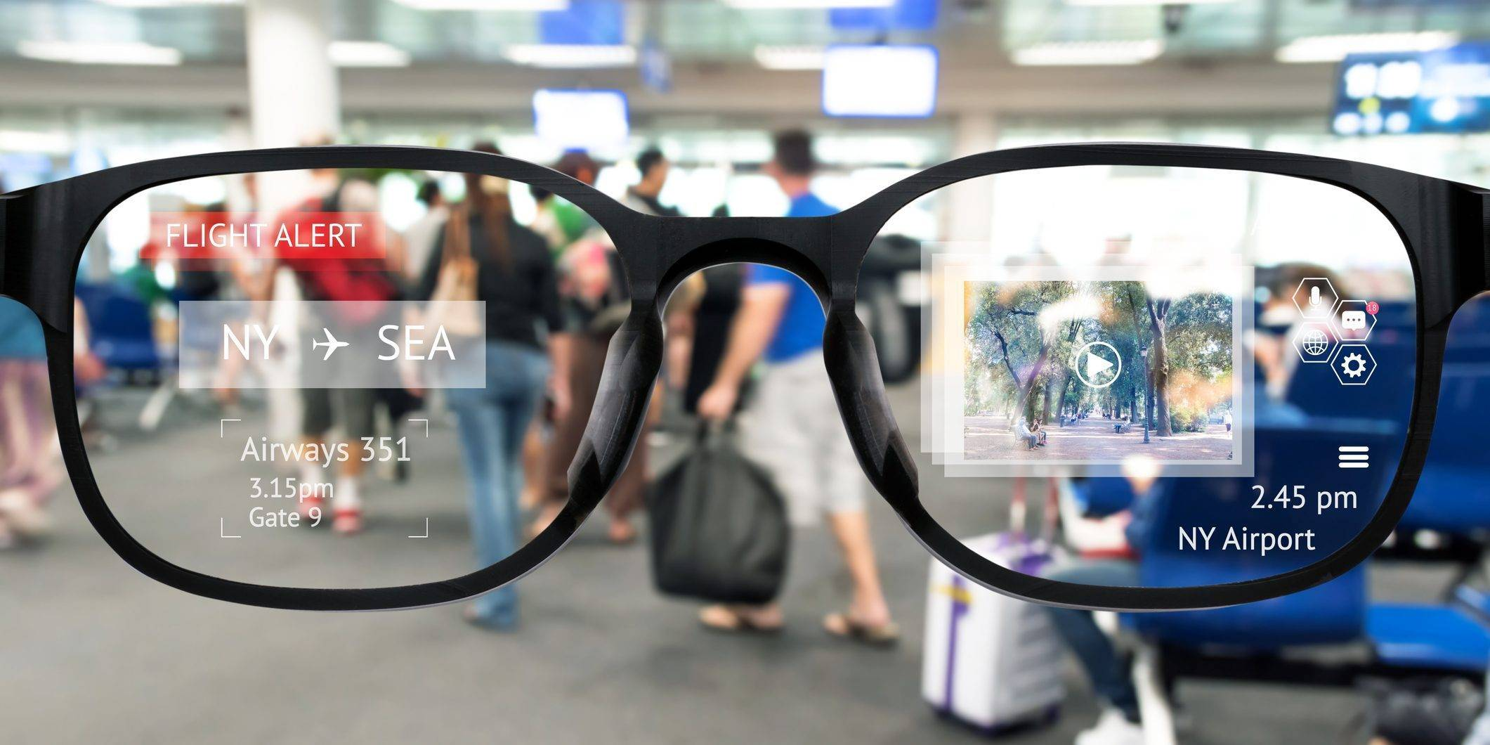Gafas Apple W