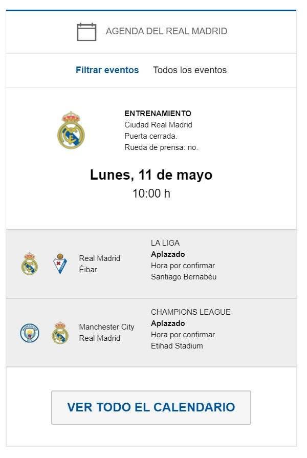 James Rodríguez volverá a entrenar con Real Madrid el 11