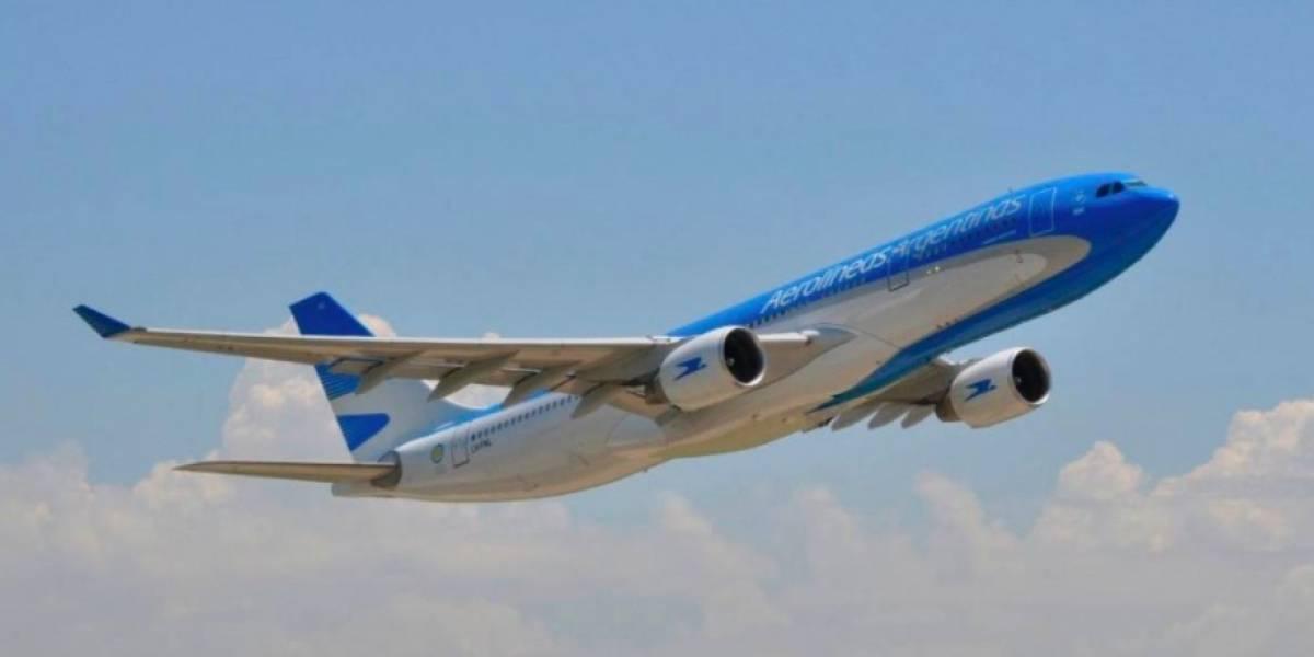 Escándalo: por trabas del Gobierno colombiano, vuelo de Aerolíneas Argentinas llegaría de Buenos Aires sin pasajeros