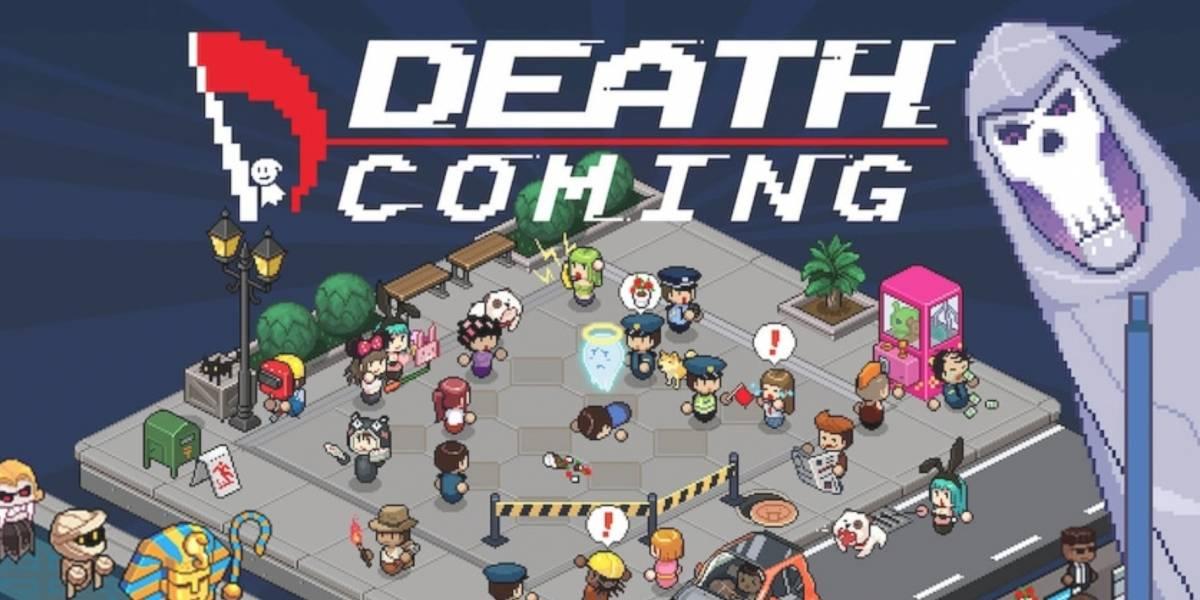 Death Coming está disponível gratuitamente na Epic Games Store
