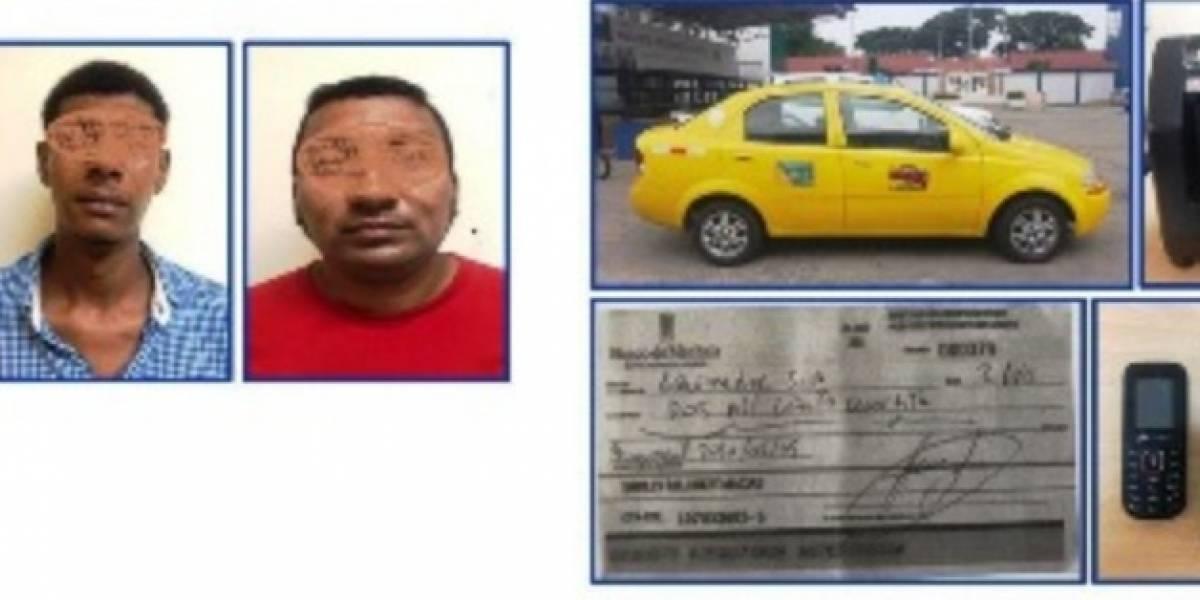 Dos hombres detenidos por comprar centro de oxígeno con cheques sin fondo
