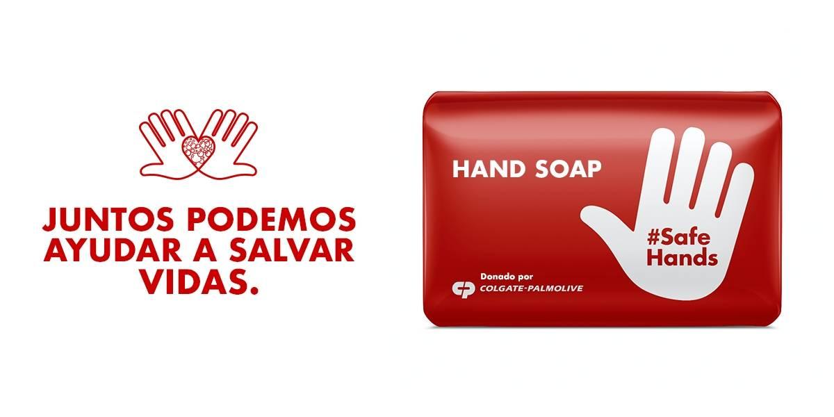 Colgate-Palmolive apoya a la Organización Mundial de la Salud (OMS) en su esfuerzo de #SafeHands para ayudar a detener la propagación de COVID-19