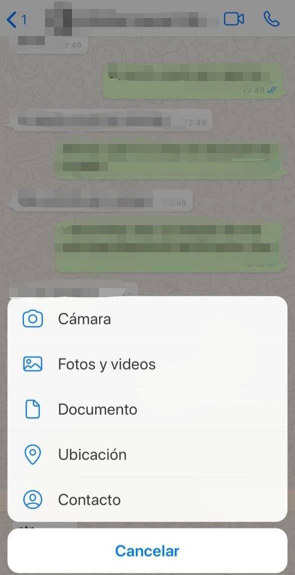 fotos no pierdan calidad al enviarlas por whatsapp IOS