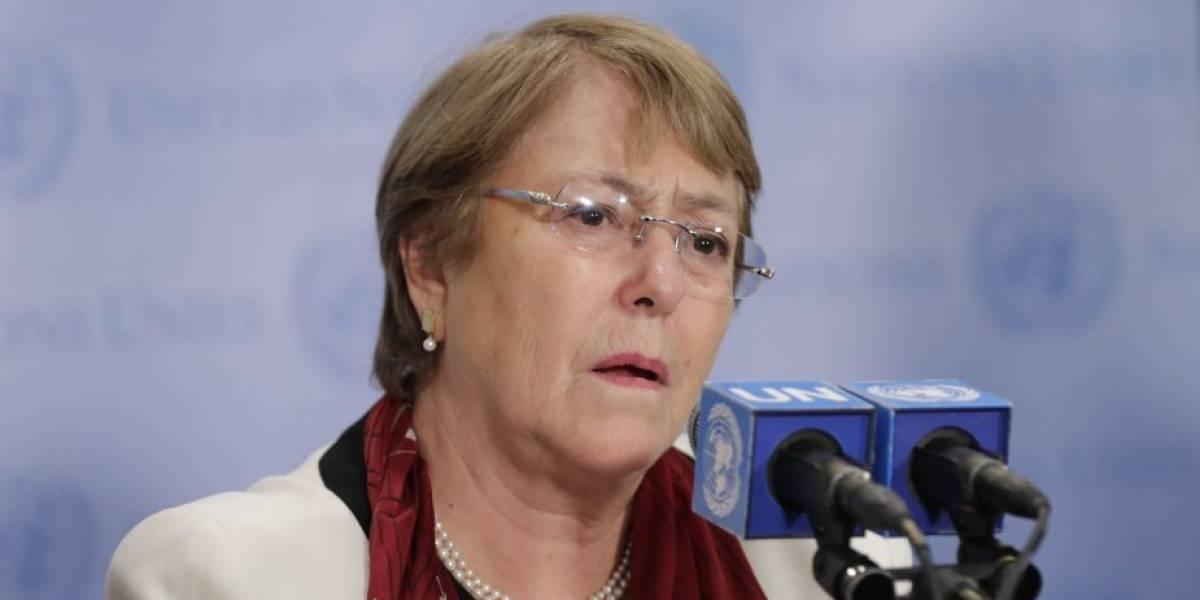 Bachelet pidió que la política y la economía no guíen la respuesta al covid-19