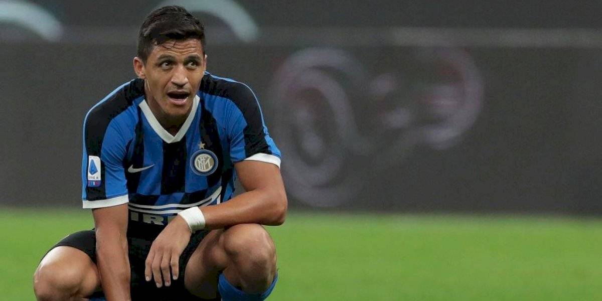 Deseo de Alexis podría generar un conflicto entre el Manchester United y el Inter de Milán