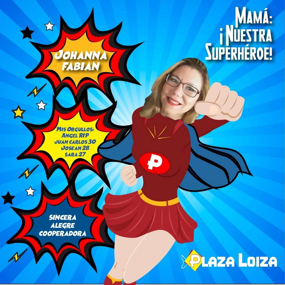 campaña Plaza Loiza Madres 2020